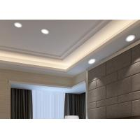 Quality 3 Inch Small Home LED Lighting Fixtures / Recessed LED Ceiling Panels 290LM 3 W for sale