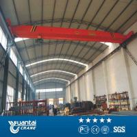 China YUANTAI warehouse LD model 10/16/20 ton overhead crane on sale