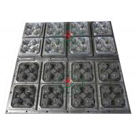 Quality 4 Cavities Molded Paper Pulp / Aluminum Cup Carrier Pulp Moluded Toolings for sale