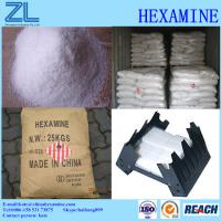 Quality Hexamine Urotropine first grade for rubber and plastic of sulfide accelerator for sale