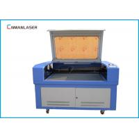 Quality Fabric Cnc Laser Engraving Cutting Machine Water Cooling Cardboard for sale