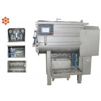 Buy cheap Minced Industrial Meat Processing Equipment Electric Sausage Stuffer 4Kw Power from wholesalers
