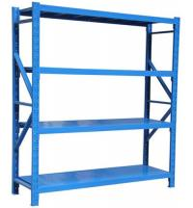 Buy Warehouse Adjustable Steel Shelving Storage Racks at wholesale prices