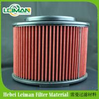 Quality Air filter element for auto engine replacement OE 17801-0C010 for sale
