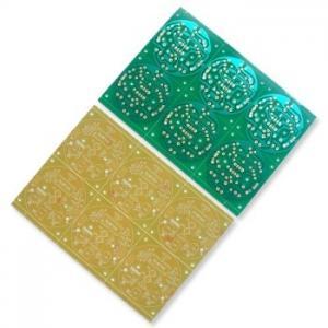 Quality FR1 Copper Clad Laminate PCB Board for sale