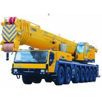 Quality Durable 7-Axle Chassis Hydraulic Mobile Crane , 5-Axle Steering QAY300 All Terrain Crane for sale