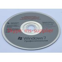 Quality Genuine Windows 7 Professional 64 Bit Key , Windows 7 Upgrade Key Full Version for sale