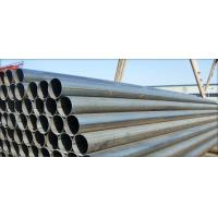 Quality Building carbon steel pipe ERW Steel Pipe ASME SA53 grade B STD thickness for sale