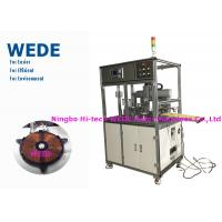 Buy cheap auto rack loading, coil winding, unloading coil machine for the induction from wholesalers