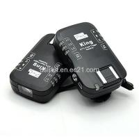 Quality PIXEL KING E-TTL II Wireless Flash Trigger for CANON for sale