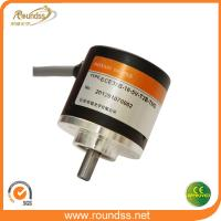 Quality High Quality 38mm 14 bits Absolute Encoder Solid Shaft Optical Encoder for sale