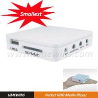 Quality Portable HDD Player (Model#HD-U244) for sale