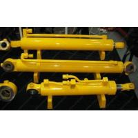 Quality Piston Type Hydraulic Steering Cylinder / Welded Hydraulic Cylinder for sale