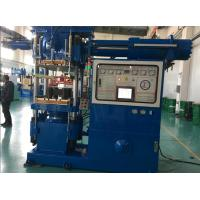 China PLC Control Rubber Moulding Press Machine , Low Noise Rubber Injection Machine on sale