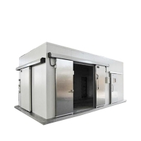Quality Cold room walk in cooler cold storage for fruits and vegetables for sale
