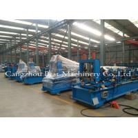 Quality CZ Purlin Interchangeable Forming Making Machine Fully Automatically YX-80-300mm for sale
