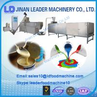 Quality Full Automatic pregelatinized starch making machine/equipment for sale