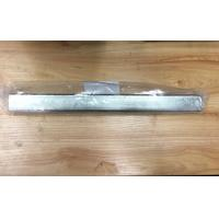 Quality Zone Refined High Purity Germanium Ingot Brittle Ge 5n In Silvery White Color for sale