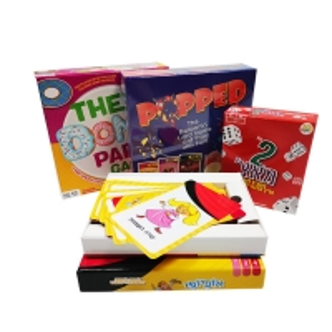 China OEM Eco Friendly 350gsm SBS Board Kids Game Card on sale