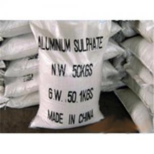 China Aluminium sulphate on sale