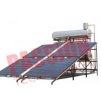 Quality Professional Tank Solar Water Heater , Low Pressure Solar Water Heater Vacuum Tube for sale