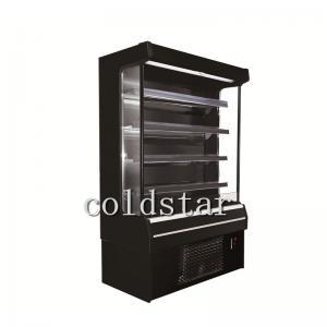 Quality 110V ETL Chiller Open Air Merchandiser for Shop Supermarket Restaurant for sale