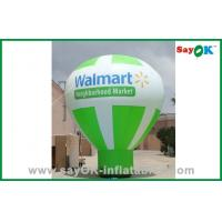 Quality Green Color Inflatable Balloon Commercial Giant Helium Balloons for sale