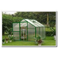 China UV Coated Hollow Greenhouse Polycarbonate Sheets Polycarbonate Roof Sheet In 10mm Thickness on sale