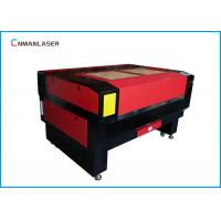 Quality 100w Laser Glass Wood Panel Cutting Machine CO2 Laser Cutter With Water Chiller for sale