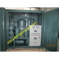 China insulating oil cleaning machine,vacuum insulation oil purifier,transformer oil recycling equipment,manufacturer,supplier on sale