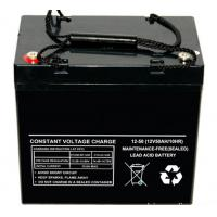Quality Gel and deep cycle Sealed Lead Acid Battery 12v 50ah Inverter Power System UPS power for sale