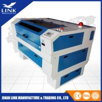 Quality CO2 laser engraving cutting machines with laser cut 6.1 software 9060 wood engraver laser cut machine for sale