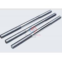 China Precision S45c Hard Chrome Plated Piston Rod For Shock Absorber Textile Mills on sale