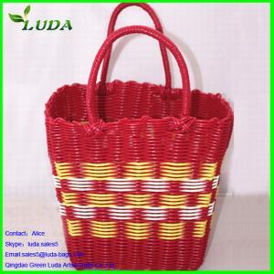 Quality PP tube shoulder bag for sale