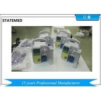 Quality Medical Liquid Nutrition Enteral Feeding Pump 1ml / H~300ml / H Flow Rate for sale