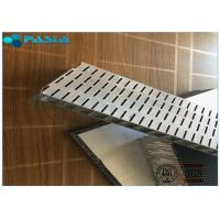 Buy cheap Sound Proof Aluminum Honeycomb Sandwich Panels Tooled Surface Treatment from wholesalers