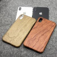 China KEVLAR Shockproof Material Apple iPhone Wood Case with Heat - Resistant Function on sale