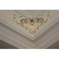 Quality Decorate your home by yourself with lower cost- polyurethane foam cornice for sale
