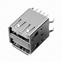 Buy cheap USB Adapter with 30V/1A Rated Voltage and 100MΩ Insulation Resistance from wholesalers