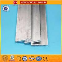 Quality Heat Insulating Aluminum Section Materials Soundproof Impact Resistance for sale