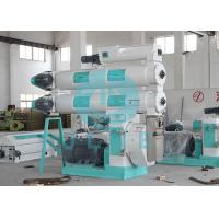 Quality Farm Fish Pellet Making Machine Different Capacity Made From Corn Wheat for sale
