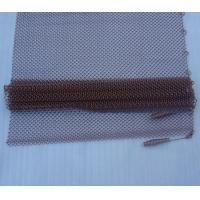 Quality Lightweight Fireplace Spark Guard Curtains, Hanging Mesh Curtain Fireplace Screens10 - 36 for sale