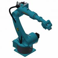 Quality Lightweight Automatic Robotic Arm With Ground Mounted Installation Method for sale