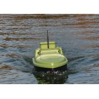 China RC Autopilot DEVICT bait boat ABS engineering plastic Material AC 110-240V on sale