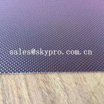 Quality 3 Ply Diamond Low Noise PVC Conveyor Belt 2mm Thickness PVC Conveyor Belting for sale