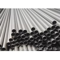 Quality ASTM A789 Saf 2205 Duplex Stainless Steel Tube S31803 25.4x2.11mm TIG Welded for sale