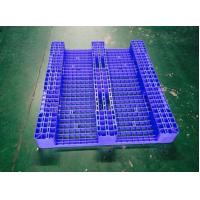 Quality HDPE / PP Plastic Pallet Supermarket Accessories For Logistics Conveying System for sale