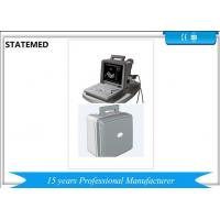 Buy cheap White / Black Portable Ultrasound Scanner 10 Inch LED Monitor For Human from wholesalers