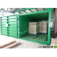 China 12 Pallets / Cycle Vacuum Cooling Machine For Oyster Mushroom Rapid Precooling on sale