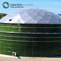 Quality Glass - Fused - To - Steel Bolted Water Storage Tanks Capactiy 20 M3 To 20,000 M3 for sale